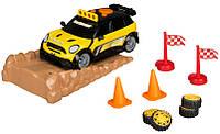 Игровой набор ралли Mini Cooper (свет, звук), Road Rippers, Toy State