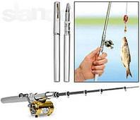 Телескопическая удочка «Ручка», лучший подарок мужчине, фото 1
