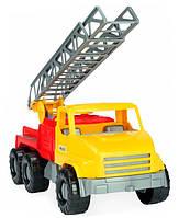 Игрушечная машинка City Truck (пожарная), 52 см, Wader