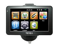 Автомобильный GPS-навигатор Tenex 50F c лиц. Libelle