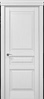 """Двери межкомнатные Папа Карло """"Milenium ML-12"""" ясень белый"""