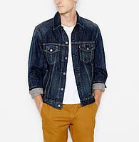 Джинсовая куртка Levis Trucker - Gridlock (большие размеры)