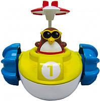 Игрушка для ванны Пингвинчик на водном велосипеде, Water Fun