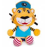 Игрушка мягкая Тигрик - Пират, Canpol babies