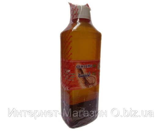 Натуральное масло женьшеня от El Hawag из самого Египта