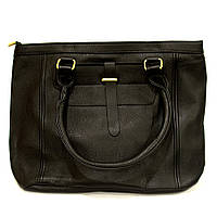 Черная большая женская сумка