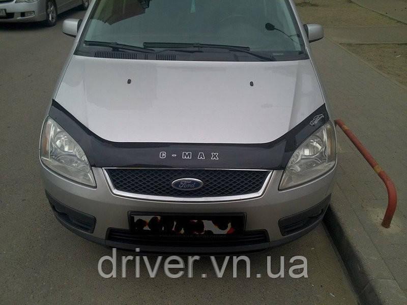 Дефлектор капота (мухобойка) Ford C-Max 2003-2006