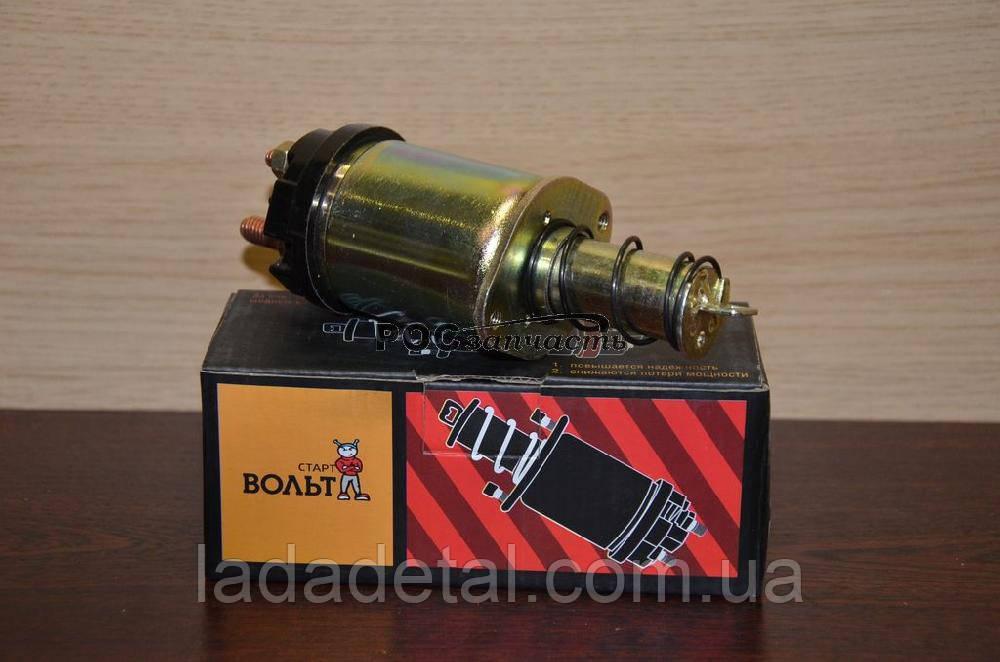 Реле втягивающее ВАЗ 2101-2110  редукторный стартер СтартВольт