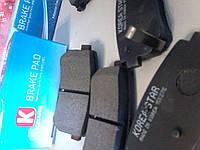 Тормозные колодки KIA Cerato 1.6 (TD, 2010-) ,Cee'd (ED 1.4 2006-, JD 1.6 2011-) передние