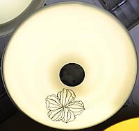 Светильник 36Вт, пластик 50см,Теплый/Холодный+RGB