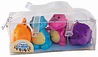 Игрушки для купания Динозавры 4 шт, Canpol babies