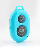 Selfie Bluetooth пульт для смартфона - Blue