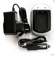 Зарядное устройство PowerPlant charger for Olympus Li-40 / Li-42B / D-Li63 / KLIC-7006 / EN-EL10 / NP-45
