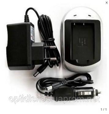 Зарядное устройство PowerPlant charger for Olympus Li-40 / Li-42B / D-Li63 / KLIC-7006 / EN-EL10 / NP-45