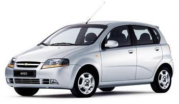 Aveo (T200) [2002-2008]