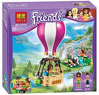 """Конструктор Bela Friends 10546 """"Воздушный шар в Хартлейке"""" (аналог LEGO Friends 41097), 260 дет"""