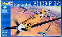 Истребитель Messerschmitt Bf109 F-2/4, 1:48, Revell