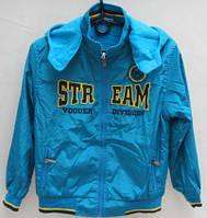 Куртка детская на флисе - ростовка 4-12 лет.