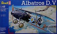 Истребитель-разведчик (1917г., Германия) Albatross D V; 1:48, Revell