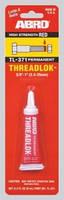 Герметик СТОП РЕЗЬБА ABRO высокой прочности (красный) 6мл