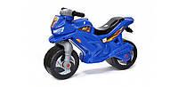 Игрушка-каталка Мотоцикл (501) Орион синий