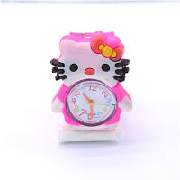 Детские кварцевые наручные часы Hello Kitty из мультфильма