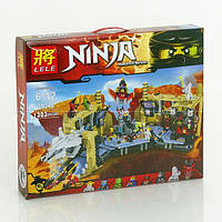"Конструктор ""Ninjago"" ""Самурай Х: Битва в пещерах"", 79348"