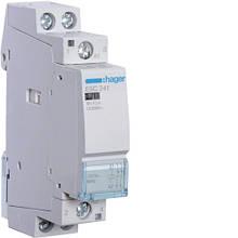 Контактор модульный 40A, 2НЗ, 230В AC Hager ESC241