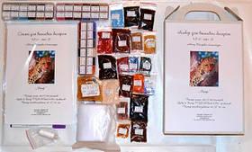 Наборы для вышивания бисером