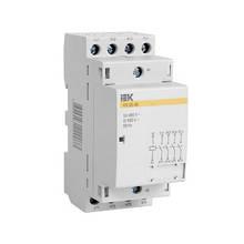 Контактор модульный КМ20-40 (MKK20-20-40) AC ИЭК