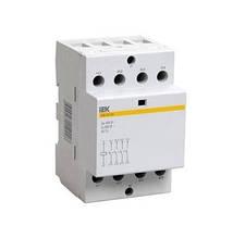 Контактор модульный КМ25-40 (MKK20-25-40) AC/DC IEK