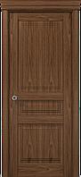 """Двери межкомнатные Папа Карло """"Milenium ML-12"""" орех"""