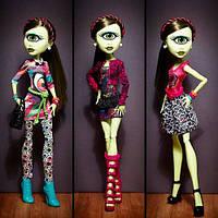 Кукла Айрис Клопс Я люблю моду Monster High I Love Fashion Iris Clops