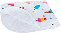 Клеенка для пеленания ребенка (мороженое), Canpol babies
