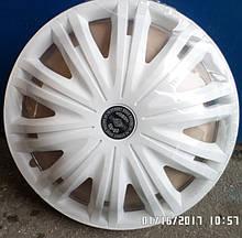 Колпаки R16 GIGA ГАЗЕЛЬ белые