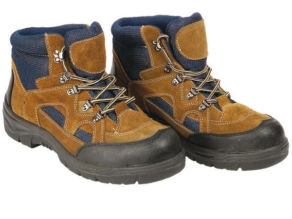 Спецобувь со стальным носком (рабочая обувь)