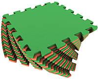 Детский коврик пазл 305*305*8 мм