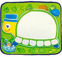 Коврик для рисования водой Черепаха, Bino