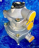 Кран управления тормозами прицепа КамАЗ/ КУТП-2/100.3522010, фото 1