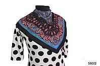 Купить платок Фелиция черный