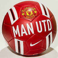 Мяч футбольный Nike Manchester United Prestige Soccer Ball 2014/15 Red
