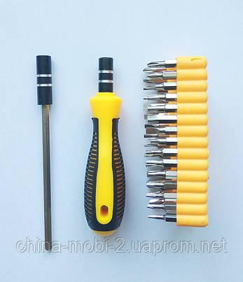 Набор отверток 32в1 Lian Jie tools, с удлинителем, фото 2