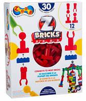 Конструктор Z-Bricks, 30 деталей, Zoob