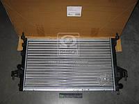 Радиатор охлаждения на Opel Combo\Corsa 1.3 CDTI и 1.7 CDTI (пр-во Tempest)