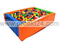 Сухой бассейн KIDIGO Прямоугольник 1.5×1.2
