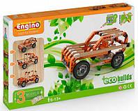 Конструктор Внедорожники, 3 модели, серия Eco Builds, Engino