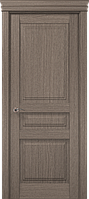 """Двери межкомнатные Папа Карло """"Milenium ML-12"""" дуб серый брашированный"""