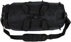 """Тактическая сумка """"Molle"""" чёрная MFH 30652A, фото 2"""