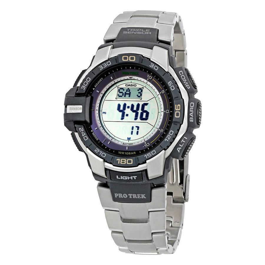 Часы мужские Casio Pro Trek PRG-270D-7ER