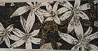"""Картина """"Цветы"""" из мрамора"""